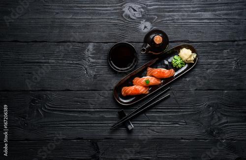 Obraz na plátně Japanese cuisine
