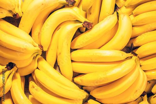 Fotografía bananas grapes
