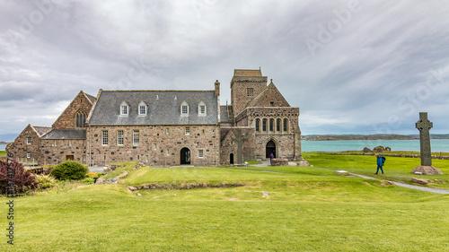 Obraz na plátne Iona Abbey