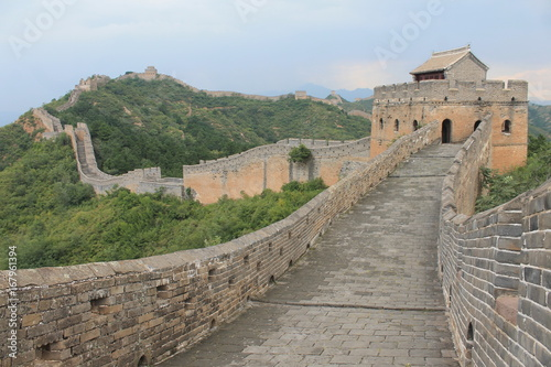 Wallpaper Mural Great Wall of China