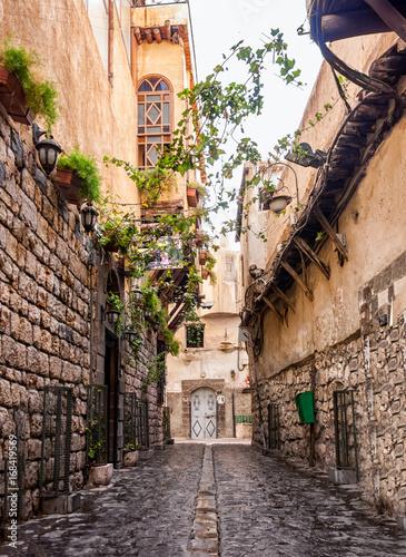 Tela Ancient City of Damascus (Syrian Arab Republic)
