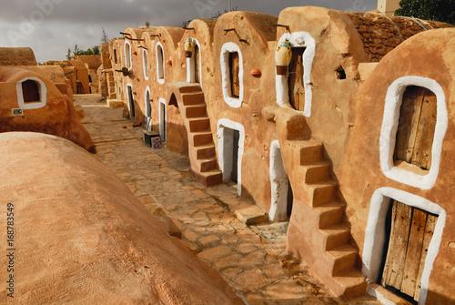 Obraz na plátně Tunisian Granery