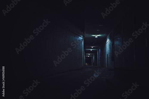 Fotografia alley