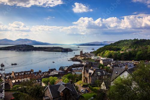 Fotografie, Obraz The Port of Oban, Scotland