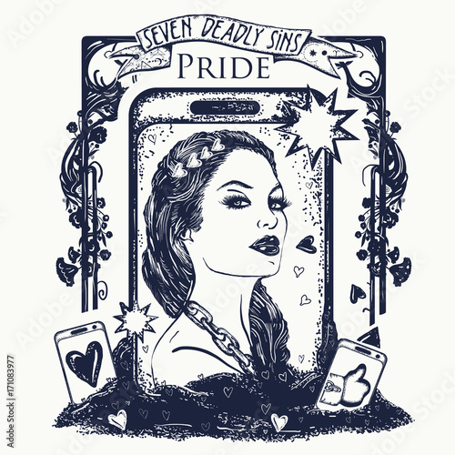 Obraz na płótnie Pride