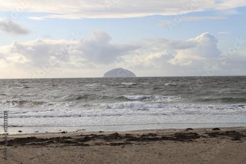 Fényképezés Ailsa Craig - South West Scotland