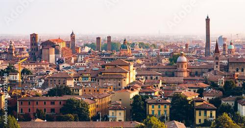 Fotografie, Obraz Bologna Morning View