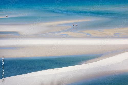 Fotografia Whie Beach, Whitsunday