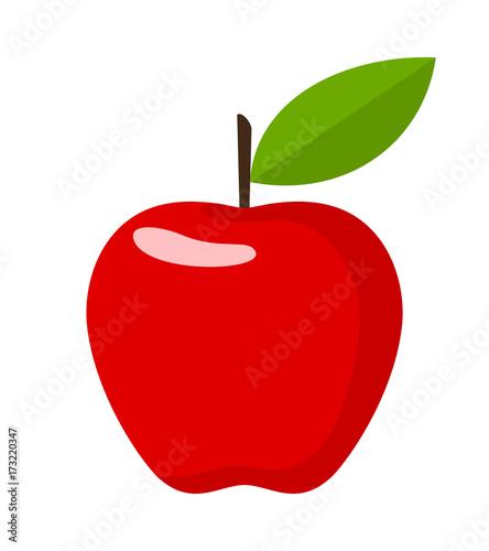 Canvas-taulu Red Apple