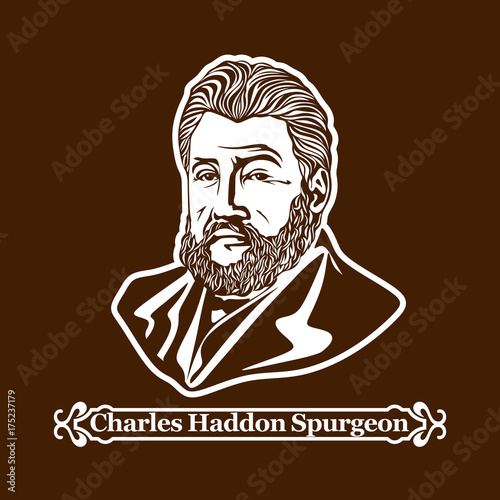 Charles Haddon Spurgeon Fototapeta