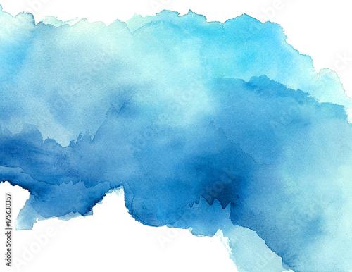 Fototapeta Watercolor Background