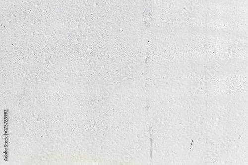 Dirty white plaster wall exterior texture background