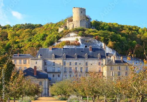 Photo La roche-guyon vue du donjon, val d'Oise