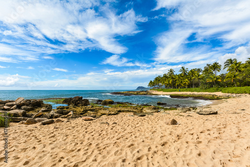 Seaside in Hawaii