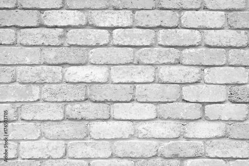 texture old gray brick wall
