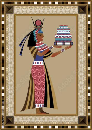 Canvas Print Egypt 1