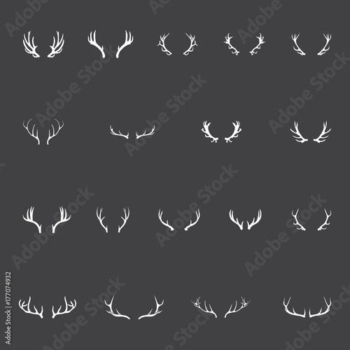 Murais de parede Antlers