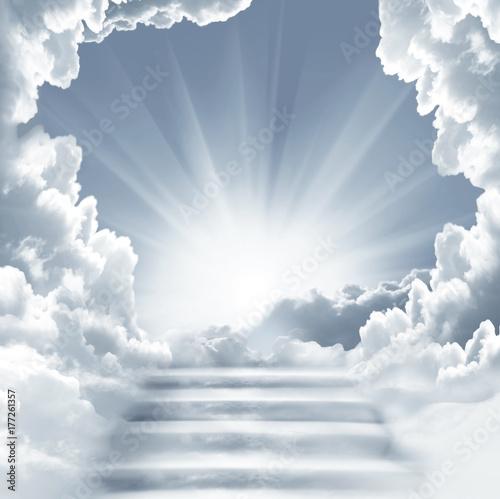 Obraz na plátně Stairway to Heaven