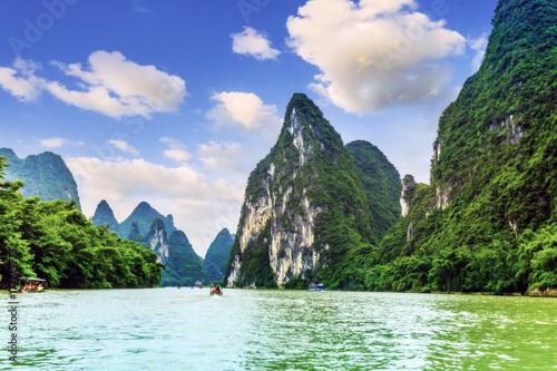 Lijiang River landscape
