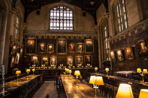 Fotografia グレートホール オックスフォード大学