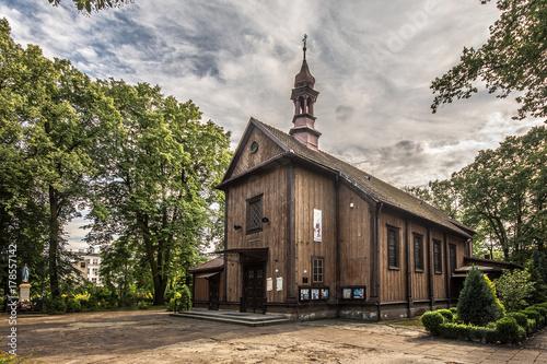 Kościół św. Józefa Oblubieńca NMP, Łódź, woj. łódzkie