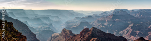 Photo Grand Canyon National Park panorama