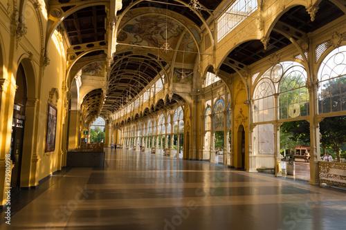 Fotografia Marianske Lazne, chech republic - magnificent Colonnade