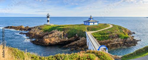 Ribadeo lighthouse