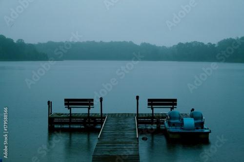 Tablou Canvas Hunky Dory Dock