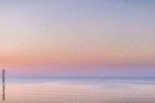 Valokuvatapetti Cool sea and sky overlay