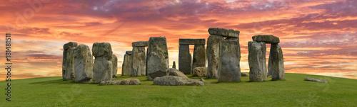 Photographie Stonehenge