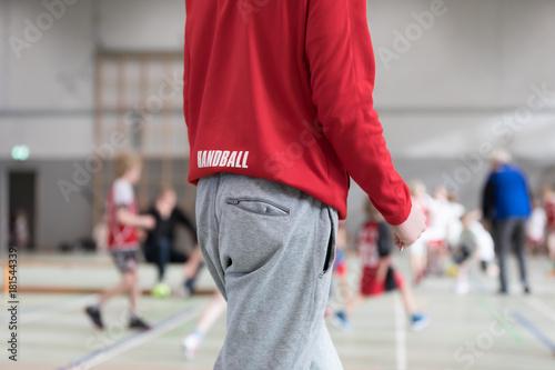 Handballtrainer