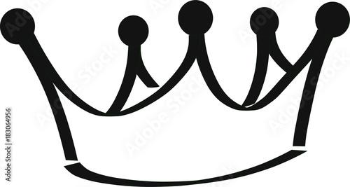 Stampa su Tela Krone, Heilige 3 Könige