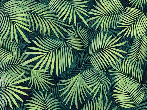 Wallpaper Mural tropical  background