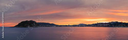 Fotografie, Tablou San Sebastian Donostia