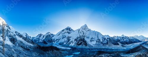 Fotografia Snow mountain peaks
