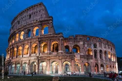 Amphitheatrum Flavium Fototapeta