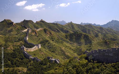Fotografie, Tablou Great Wall of China -  Jinshanling - China