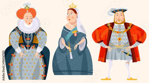Fotografie, Obraz History of England