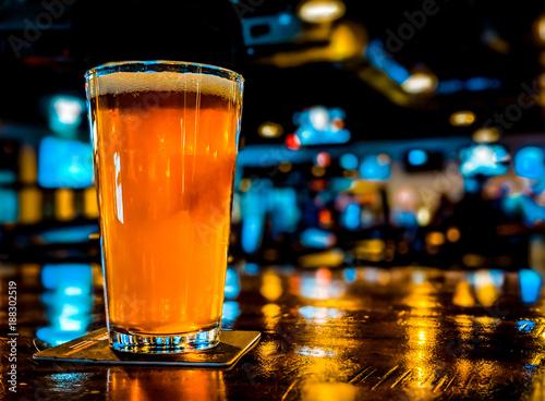 Happy Hour Beer Fototapet