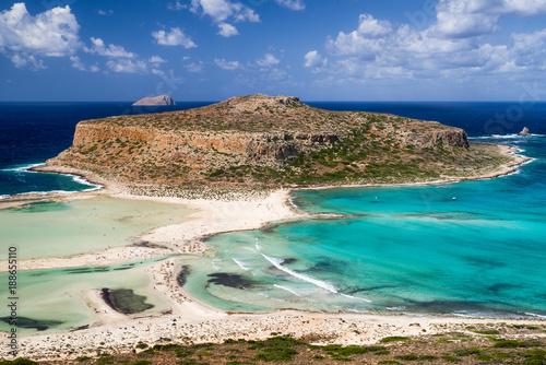 Balos. Crete, Greece