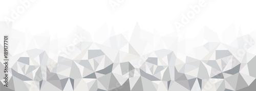 Wzór geometryczny, grafika tła, szary, panorama