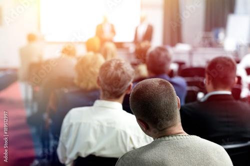 Billede på lærred Conference.