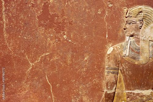 Fototapeta ancient Egypt wall