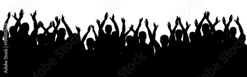 Fotografia Applause people