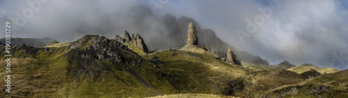 Fotografia Isle of Skye - The Old Man of Storr - Scotland