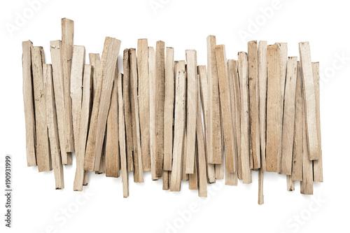 Wood for kindling Fototapeta
