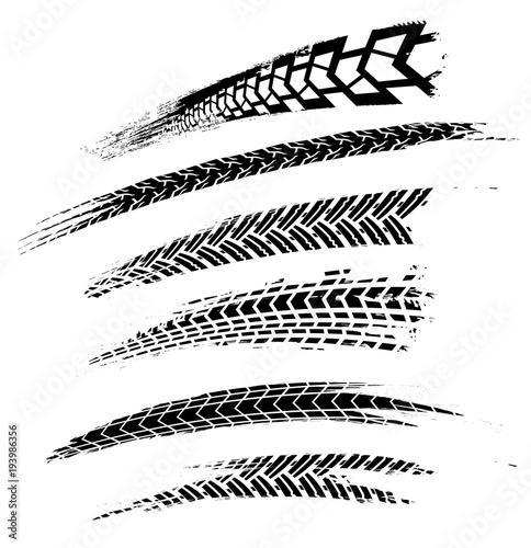 Платно Tire Tracks Elements-01
