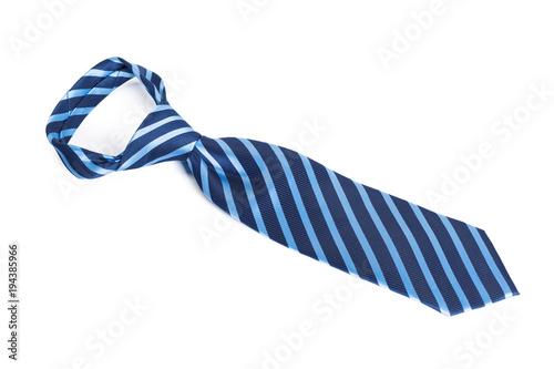 Tela tie isolated on white