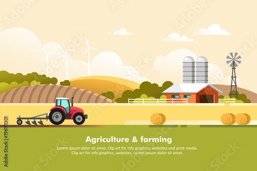 Fotografia Agriculture and Farming